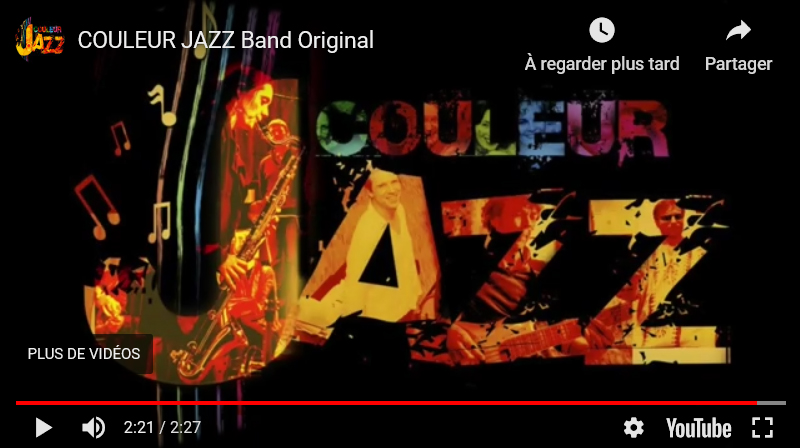 vingn couleurjazz band original copier